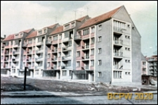 Osiedle Staromiejskie w trakcie budowy, Szczecin